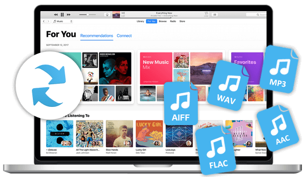 Convert Apple Music to Lossless MP3